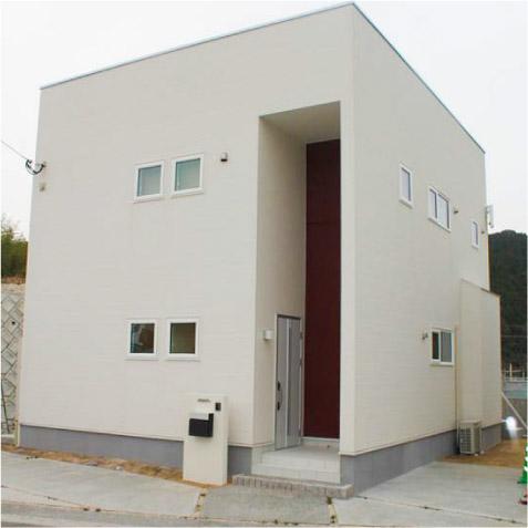 『屋上のある家』